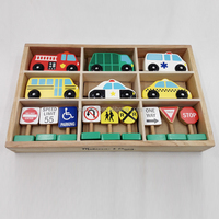 Factory Brain Educational Wooden Toy for Kids