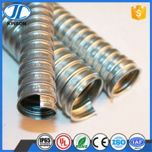 Custom Size Galvanized Steel Blast Resistant Hose tube conduit