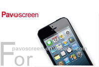 2013 new - Pavocreen Super clear Strong protection magic tempered glass liquid screen protector iphone 4.5