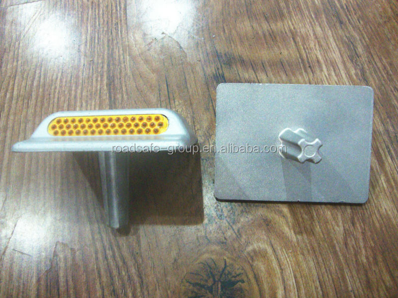 Reflective cat eye pavement marker /ABS road stud
