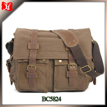 Hot selling fancier canvas camera bag waxed canvas digital camera bag wholesale