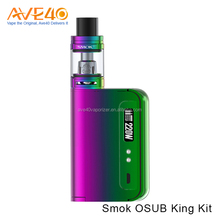 2017 First Batch 2ml / 5ml Red Smok Osub King 220 Kit From Chinese Wholesale Supplier