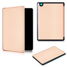 New arrival High quality Folio flip shell protector for kobo aura one 7.8 Cover Leather Case