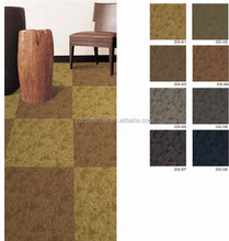 PU Cushion Thick Soundproof Carpet Floor Tiles