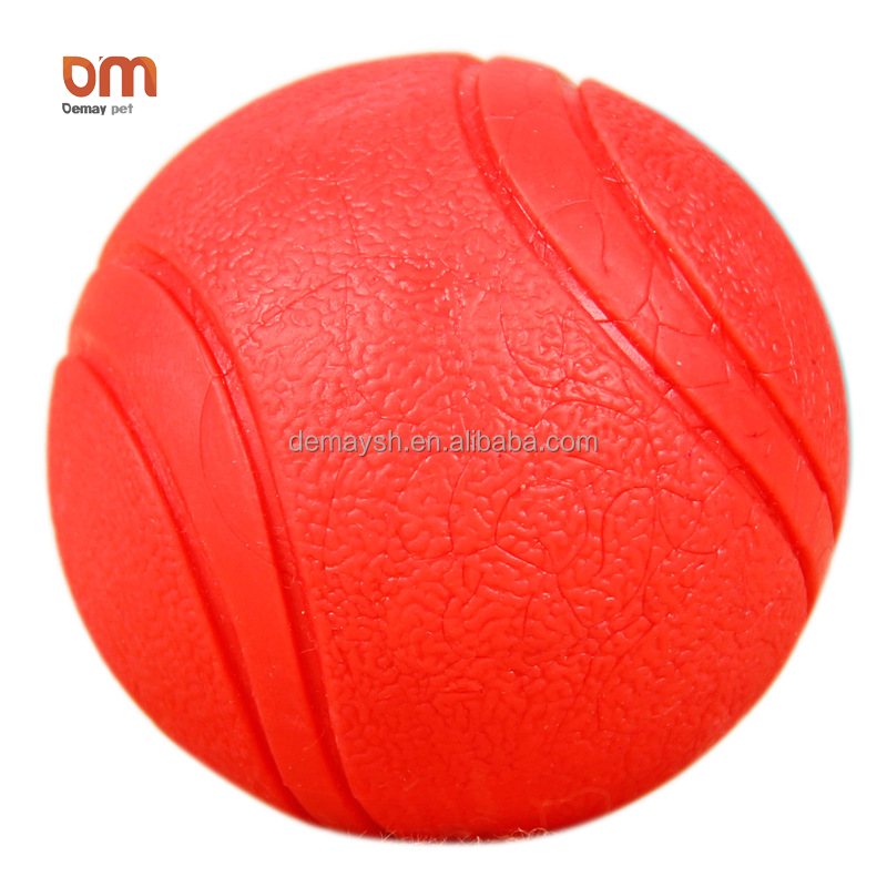 pet product durable pet dog toys ball/dog toys rubber ball