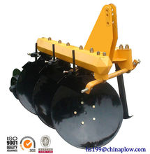 Agricultural implement 3 point mounted tractor disc plow for sale