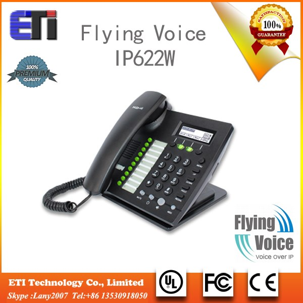 2 Lines ecomical ip phones manufacturer