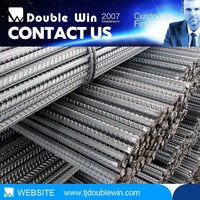 Construction materials reinforced twisted steel bars, 12mm steel rebar