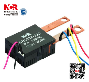 80A 1-phase Latching Relay NRL709V