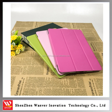 Hot New Product Folding Stand Leather Tablet Cover Case for iPad Pro, For Apple iPad Pro 10.5 Inch Case Smart Cover
