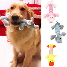 Pet Cute Animal Shape Teeth Healthy Plush Toy Dog Tough Strong Chew Knot Pet Puppy Bear Cotton Rope