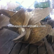 Series B 800mm Four Blade Bronze Marine Fixed Pitch Propeller