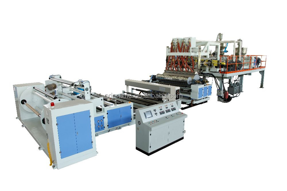 Multi-layer CPE Cast Film Machine