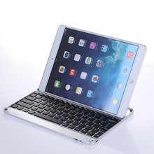 colorful genuine leather case keyboard for ipad keyboard