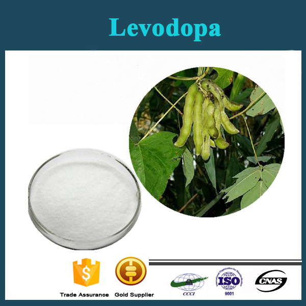 LEVODOPA antiparkinsonian from seed extract pharmaceuticals Levodopa