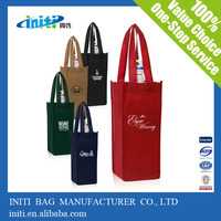 Online Shopping China Supplier Shopping bag wine glass carrier bag
