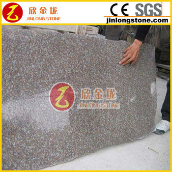China G635 Granite Slab Standard Size