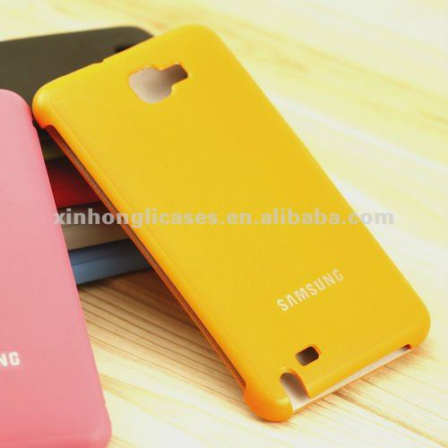 Leather Mobile phone cases for Samsung galaxy note i9220