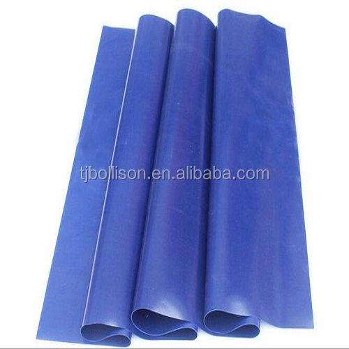 550GSM 1000D 18*18 Waterproof PVC Coated Tarpaulin Polyester Fabric with High tenacity