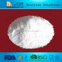 Dextrose Anhydrous a white crystalline powder with a sweet taste.