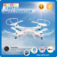 wholesale 2.4GHZ radio control drone with hd camera quadcopter for sale
