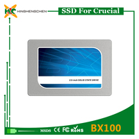 Wholesale industrial ssd 500gb 1tb for Crucial BX100 ssd hard drive