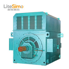 Branded 250kw 100% copper wound rotor slip ring motor for crane