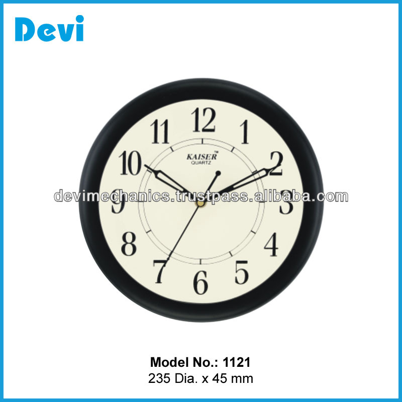 Classical Wooden Wall Clock (1121)