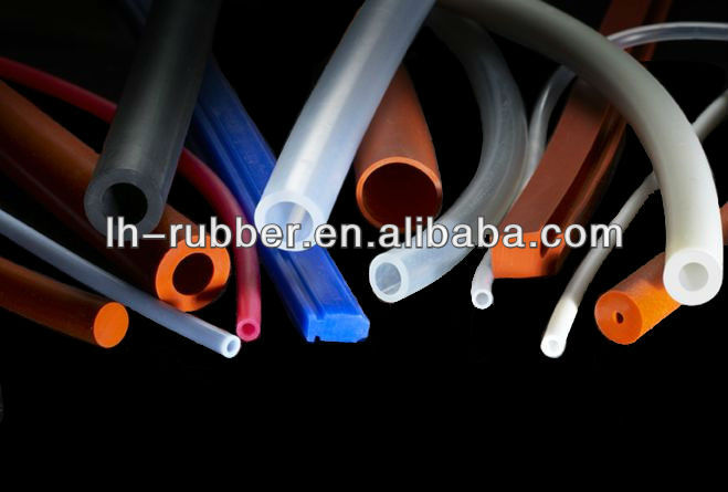 Medical Silicone Tubing Pass Cell Toxicity Test , Medical Grade Silicone Tube LFGB Approve
