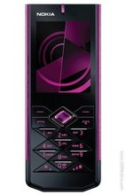 Nokia7900 Crystal Prism Mobile Phone