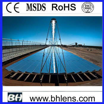 BHPA650-L Linear fresnel lens fresnel lens solar collector