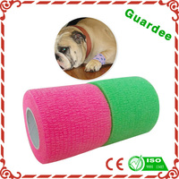 China Supplier Pet Products Cohesive Bandages With CE