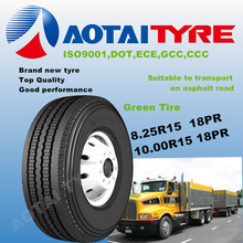 Direct factory AEOLUS 8.25R15 10.00R15 HN203 radial truck bus tire