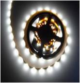 5050 30pcs white flexible SMD led stip light