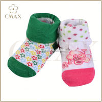 Cute Tube Sleep Baby Knee High Socks