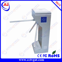 High technology Intelligent electronic tripod gate & single pole turnstile