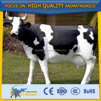 Cetnology CE Standard!!! Zoo / Park /playground displayed simulation artificial animal model cow model