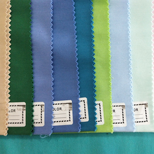 poly cotton twill 65 35 fabric dyed and white 16x12 fabric for workwear and uniform