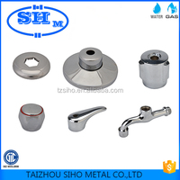 ISO approved forged Polishing BATHROOM FITTINGS chinese manufacture polished Bathroom accessories