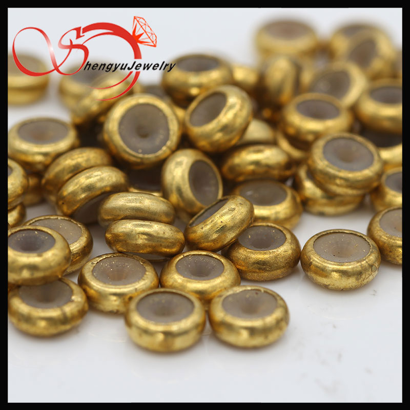 New arrival raw brass jewelry component metal findings