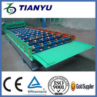 cold rolling steel rof making machine Wall and roof used
