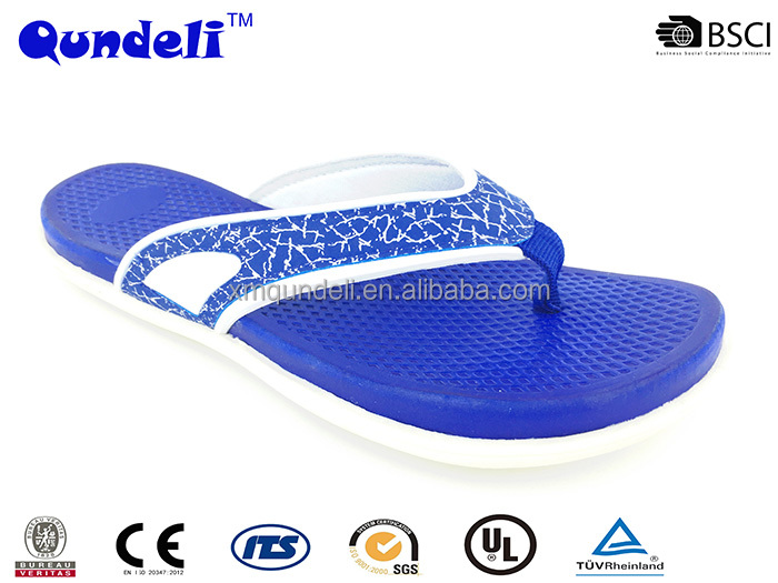 Newest women rubber sole beach slipper ladies fancy shoes