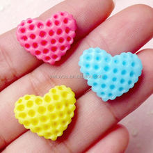 Most popular unique design heart shape resin craft with good price