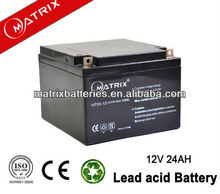 12v 22ah battery for UPS power back up