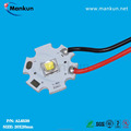 20*20mm CREE MX-L LED single side PCB board