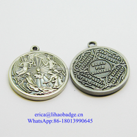 China supplier Wholesale gift items custom metal antique challenge coin