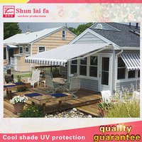 Outdoor Folding Canopy Patio Rain Cover Roof Shade