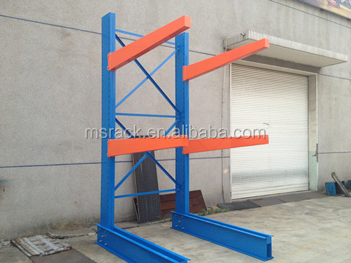 Cheap car cantilever pallet rack for warehouse