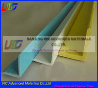 High strength frp angle plastic profile,economy frp angle plastic profile supplier in China