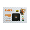 Tiger Z4000ott android smart tv box android 4.4 support H.265